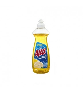 Ajax Lemon Dish Liquid 14 fl oz (414 ml)