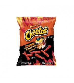 Cheetos Crunchy XXTRA Flamin' Hot 8 1/2 oz (240.9 g)