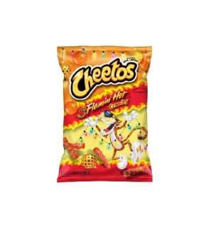 Cheetos Crunchy Flamin' Hot 8 1/2 oz (240.9 g)