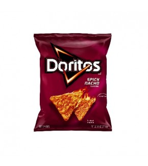 Doritos Spicy Nacho 9 3/4 oz (276.4 g)