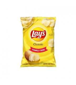 Lay's Classic Family Size 10 oz (283.5 g)
