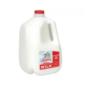 Anderson Whole Milk 1Gal
