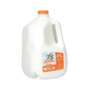 Anderson 2%  Milk Reduced Fat 1Gal