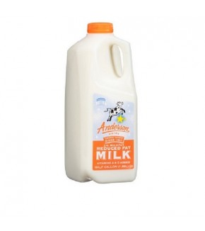 Anderson 2% Milk Reduced Fat Half Gal