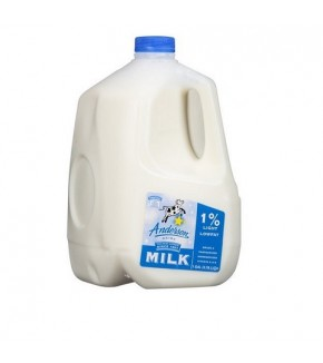 Anderson Milk 1% Light LowFat 1Gal