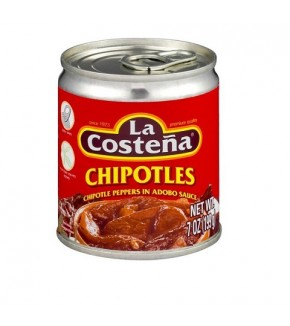 La Coste�a Chipotle Peppers In Adobo Sauce 12oz