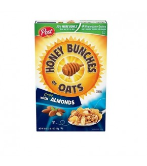 Post Honey Bunches of Oats Cereal with Almonds 18oz