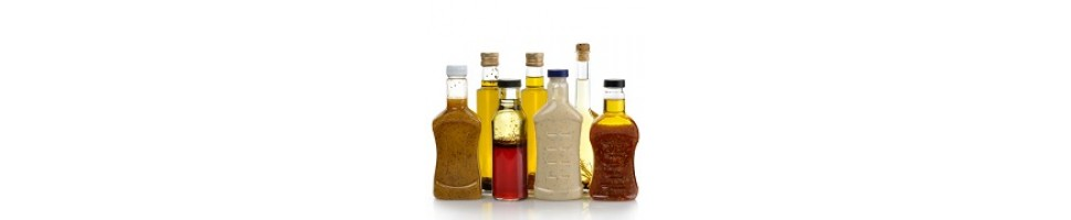 Oils and Salad Dressings / Aceites y Aderezos